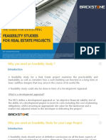 Guide to Feasibility Studies for Real Estate Projects