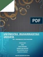 Universitas Muhammadiyah Jakarta 1