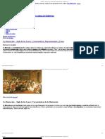 La Ilustración - Siglo de Las Luces_ Características, Representantes y Fotos - SobreHistoria