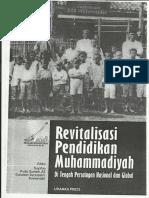 Revitalisasi Pendidikan Muhammadiyah