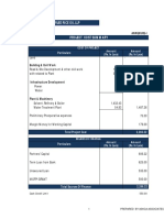Final Financial Report