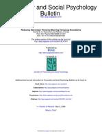 Pers Soc Psychol Bull 2006 Rosenthal 501 11