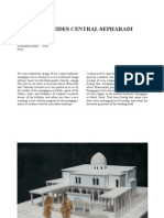 Architect Nili Portugali MaimonIdes Central Synagogue Israel