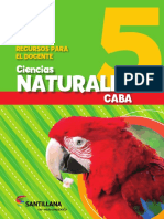 Cs Naturales 5 CABA Docente