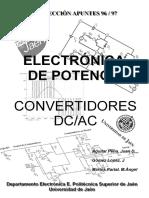 Convertidores DCAC