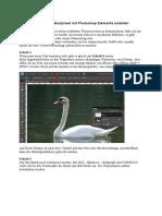 Einen Dezenten Signaturpinsel Mit Photoshop Elements Erstellen