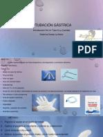 intubacion nasogastrica