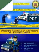 Cadena de Custodia de Evidencia-noviembre-2014