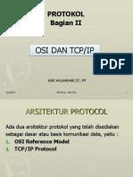 Materi3 Osi Tcpip