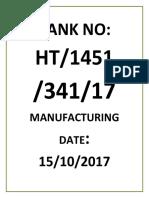 Tank Nos 16.9.2017