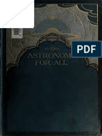 Astronomy for All 1911
