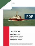 MV Pacific Bear