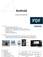 Android Curs