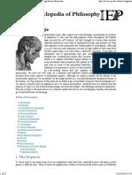 Aristotle, Logic - Internet Encyclopedia of Philosophy