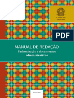 Manual Redacao Camara