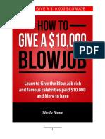 The 10 000 Blowjob