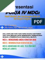 Presentasi MDGs 1