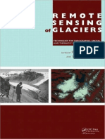 357-Remote Sensing of Glaciers - Techniques for Topographic, Spatial and Thematic Mapping of Glac