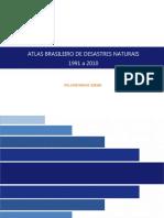 Atlas Desastres Minas Gerais