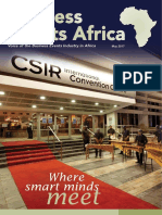 Business Events Africa May 2017