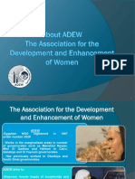 About Adew