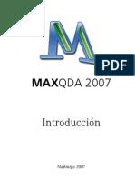 Tutorial MAXQDA