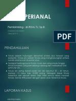 FISTEL PERIANAL ppt