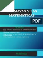 Los Mayas y Las Matematicas