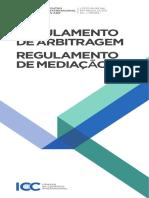 Regulamento Da Arbitragem Da Mediacao CCI PARIS