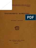 Inexpensive Basketry 1912