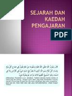 Sejarah Iqra' Khai