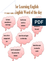 7 Tips for Learning English