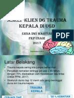 Trauma Kepala IRD A13
