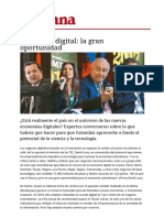E Digital La Gran Oportunidad
