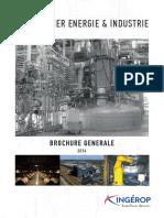 Brochure Energie Industrie