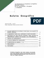 Noção de Biogeografia Bg 1977 v35 n254 Jul Ago