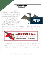 2nd Pteranodon