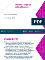 Ielts Table