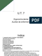 ut7ergonomía