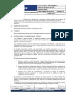 Evaluacion Riesgos Ypf