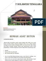 Rumah Adat Sulawesi Tenggara Suku Wolio