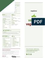 WagamamaUK Vegan Menu 1017
