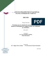 Reporte Técnico 2014-A017