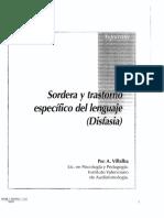Sordera+y+TEL+(Disfasia) (A.Villalba+Pérez)