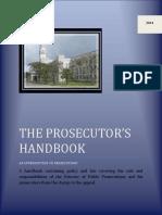 Prosecutors Handbook