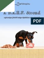 Barf Etrend Felnott Kutyak Nyersetetese Barfshop