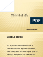Modelo Osi 2014