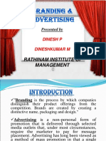 Branding and Ad by Dinesh (1)