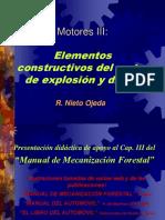 Motores III. Elementos Cosntructivos Del Motor (1)