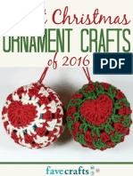 10 Best Christmas Ornament Crafts of 2016